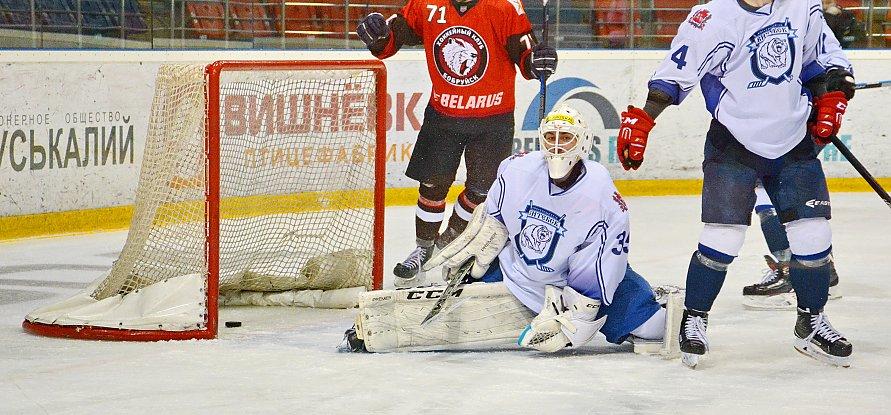 Алексей Потапченко. Фото: hockey.by