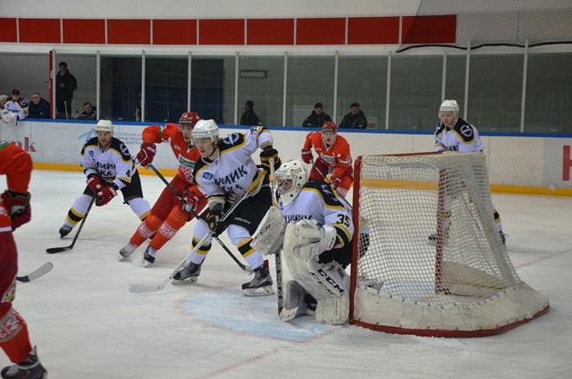 экстралига хоккей рб
