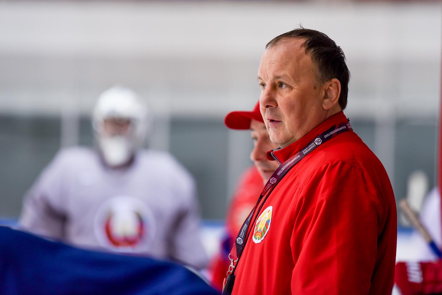 Михаил Захаров: планируем сыграть перед чемпионатом мира примерно 11-12 матчей