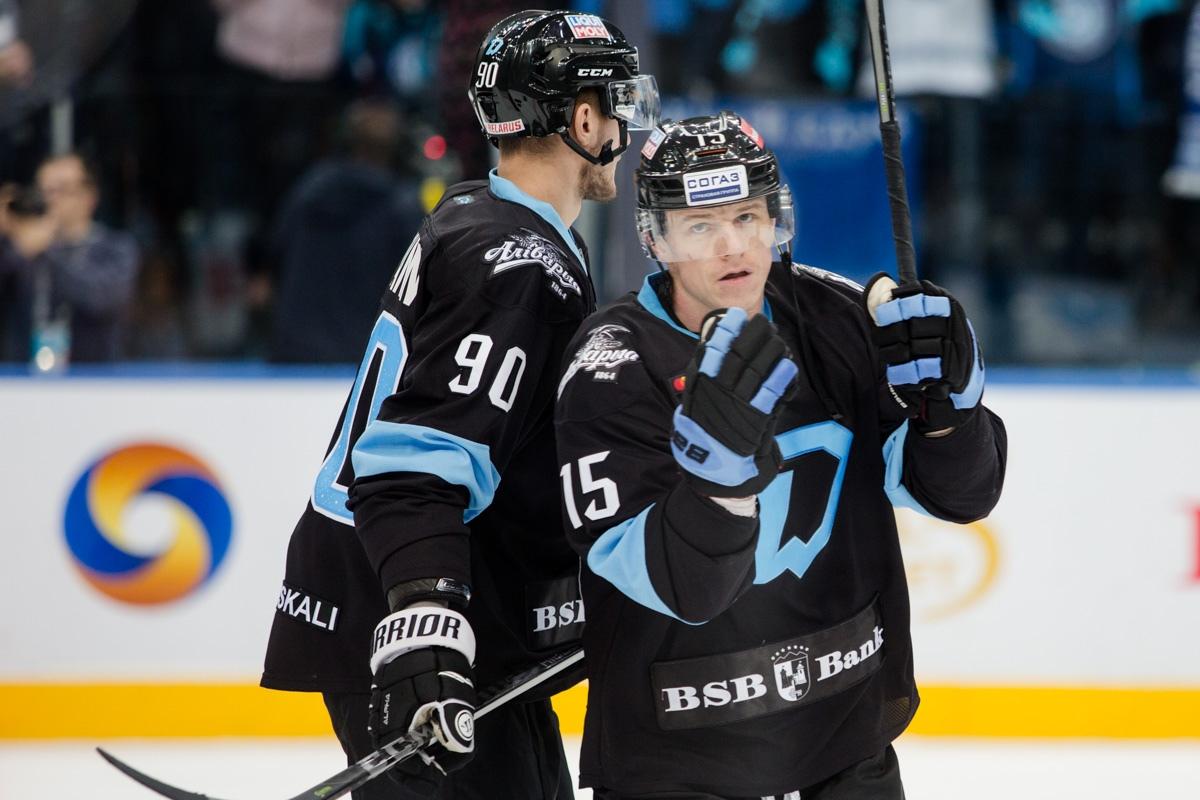Артем Демков: счастлив, что забросил первую шайбу в сезоне, но победа команды – это главное