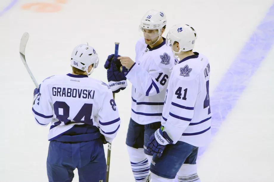 Mac and the USSR. Как тройка Грабовского стала лучшим вторым звеном НХЛ