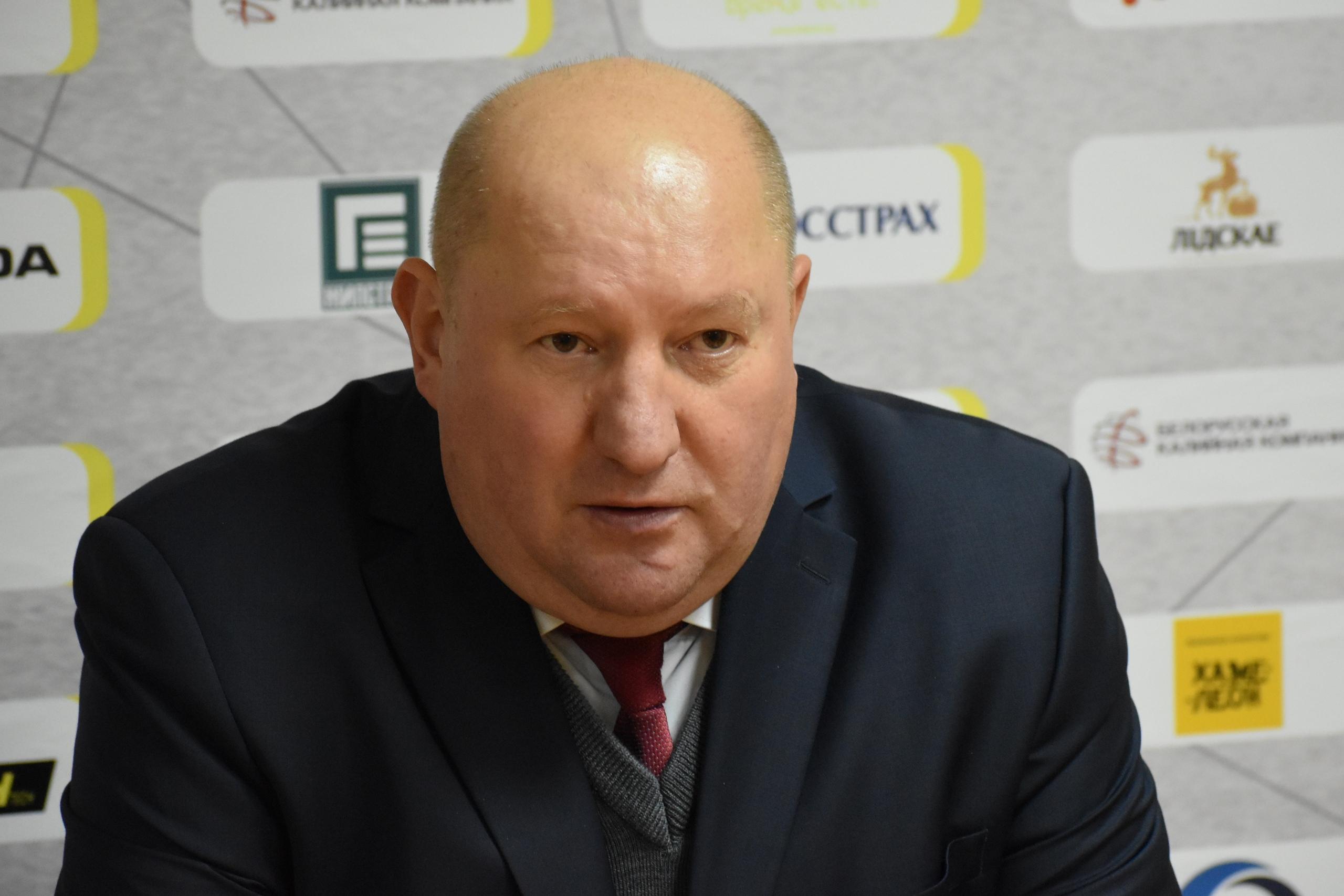 Олег Хмыль: «Химик» – короли экстралиги «Б»? Как хотите, так и называйте – выиграли и выиграли, это не главная задача
