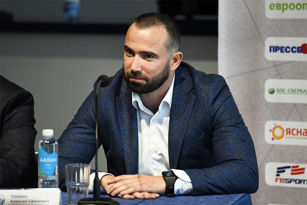 Алексей Торбин: затрудняюсь назвать фаворита финала четырех, но все же выделю «Динамо»