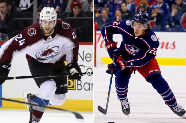 Два игрока НХЛ задержаны полицией задраку уночного клуба